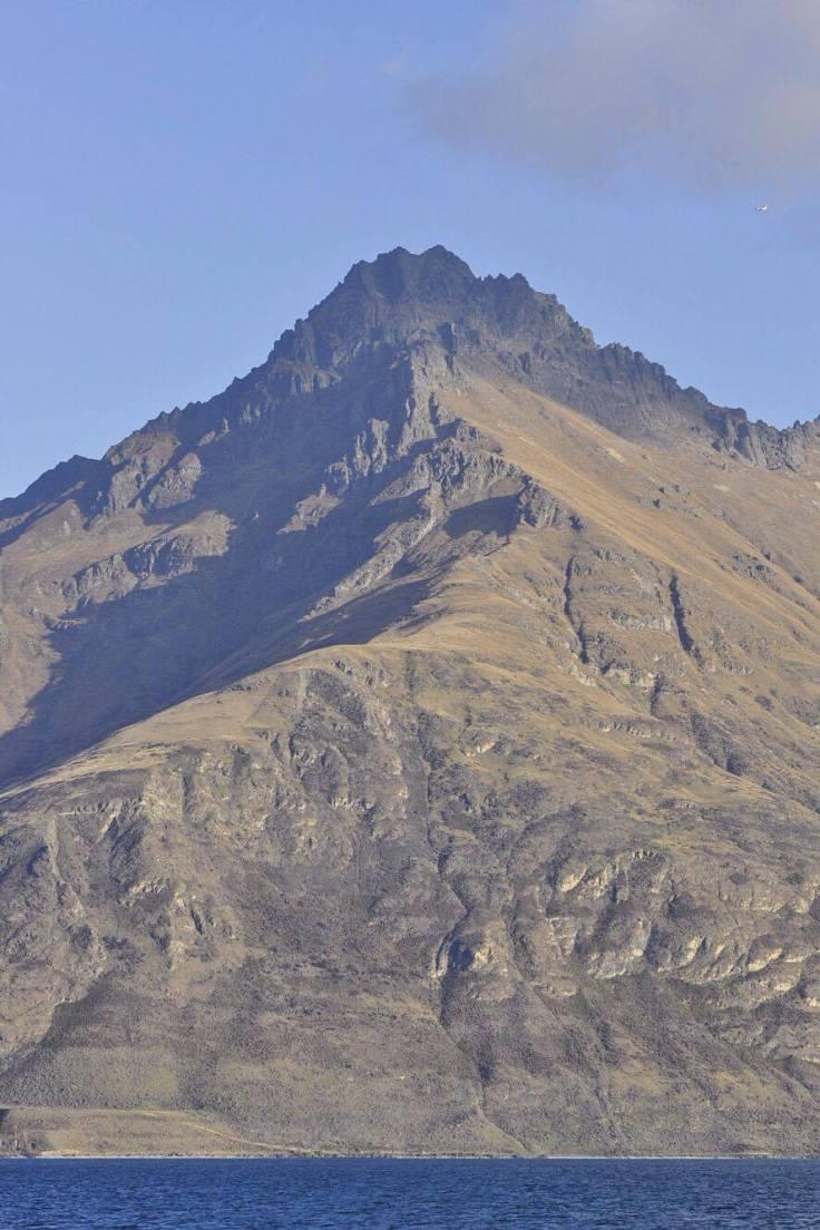 Cecil peak