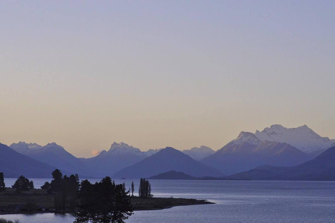 Glenorchy view